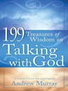 199 Treasures of Wisdom on Talking with God (eBook)